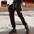 Cпортивные штаны Пушка Огонь Wline черные XS - изображение 1