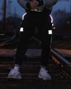 Cпортивные штаны Пушка Огонь Wline черные XS - изображение 9