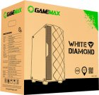 Корпус GameMax Diamond White - зображення 12