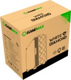 Корпус GameMax Diamond White - зображення 13