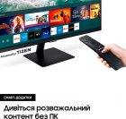 Телевізор Samsung LS27AM500NIXCI - зображення 2