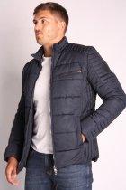 Куртка ZIBSTUDIO стібка 3XL Синя (6157406) - зображення 4