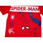 Пижама для мальчика (1 шт) George красная футболка и синие шорты Человек Паук Spider Man 3-4 года (98-104см) 948 - изображение 2