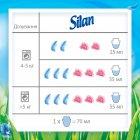 Ополіскувач для білизни Silan Лавандовий сад 1.8 л (9000101381344) - зображення 5