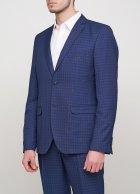 Мужской костюм Mia-Style MIA-296/03 46 темно-синий - изображение 3
