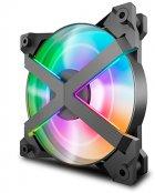 Набір RGB-вентиляторів Deepcool для корпусу MF120 GT (3 in 1) - зображення 6