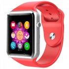 Смарт-годинник розумні годинник Smart Watch A1 ProPlus Red - зображення 1