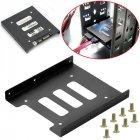 Перехідник для установки SSD і HDD дисків в 3.5 відсік, метал (AF-25 / 35M) - зображення 5