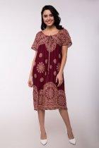 Платье Jessore C1285-8 Бордовое One size - изображение 1