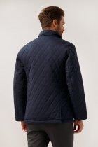 Чоловіча куртка демісезонна Finn Flare 14921003A-101 5XL Темно-синя - зображення 3