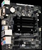 Материнська плата ASRock J4125-ITX (Intel Celeron J4125, SoC, PCI-Ex16) - зображення 2