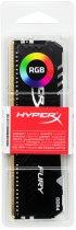 Оперативная память HyperX DDR4-3000 16384MB PC4-24000 Fury RGB (HX430C16FB4A/16) - изображение 5