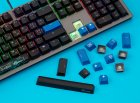 Клавіатура дротова Ducky Shine 7 Cherry MX Blue USB Grey-Black (DKSH1808ST-CURALAHT1) - зображення 14