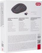 Миша Ergo M-540 WL Wireless Black/Grey - зображення 9