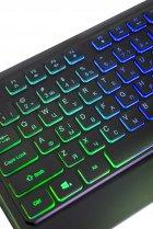 Клавіатура дротова Ergo KB-635 USB Black - зображення 7
