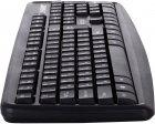 Клавиатура проводная Ergo K-260 USB Black - изображение 5