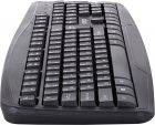 Клавиатура проводная Ergo K-240 USB Black - изображение 5