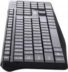 Клавиатура проводная Ergo K-210 USB Black/Grey - изображение 5