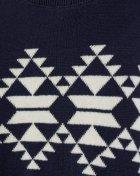Джемпер H&M 0796148 110-116 см Темно-синій (2000001754788) - зображення 2