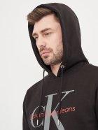 Худи Calvin Klein Jeans 10468 S (44) Черный - изображение 5