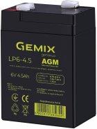 Аккумуляторная батарея Gemix LP6-4.5 (LP645) - изображение 2