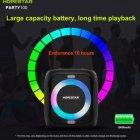 Колонка Bluetooth HOPESTAR Party 100 blue - зображення 3