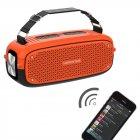 Портативная Bluetooth колонка Hopestar A21 orange - изображение 2