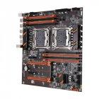 Материнська плата KLLISRE ZX-DU99D4 ( s2011-3 / C612 / PCI-e x16 ) - зображення 4