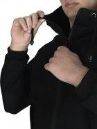Чоловічий костюм Intruder Softshell демісезонний . Куртка, штани утеплені L чорний - зображення 5