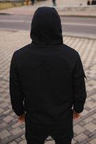 Чоловічий костюм Intruder Softshell демісезонний . Куртка, штани утеплені L чорний - зображення 15