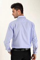 Рубашка AGER 39 Голубой 5-9060-17 - изображение 3