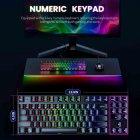 Игровой комплект для ПК 2 в 1 (клавиатура, мышь) Onikuma G26 + CW905 с подсветкой Black - зображення 8