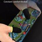 Напальчники для смартфона для Pubg CoD 4 штуки Черный Без бренда - изображение 2