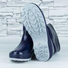 Полусапожки ботинки резиновые W-shoes 111-b утепленные непромокаемые синие 40р (25,5 см) b-608 - изображение 4