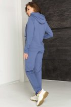 Спортивный костюм Arizzo XL голубой (AZ-366) - изображение 4