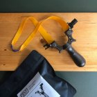 Рогатка для охоты с прицелом DEXT Стандартный набор   Мощная боевая рогатка Охотничья рогатка Тактическая рогатка - изображение 3