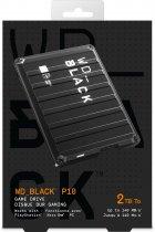 "Жесткий диск Western Digital WD BLACK P10 Game Drive 2TB WDBA2W0020BBK-WESN 2.5"" USB 3.2 External Black - изображение 7"