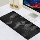 Игровая поверхность для компьютерной мыши и клавиатуры UKC коврик на стол нескользящий 80х30 см 500024 - изображение 1