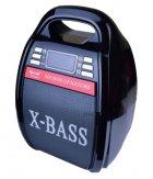 Колонка Golon RX 810 с микрофоном - портативная Bluetooth колонка с радио и светомузыкой - зображення 5