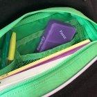 Органайзер для таблеток, витаминов, БАДов на 7 дней, пластиковый зеленый MVM PC-02 GREEN - изображение 10
