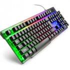 Клавиатура Vinga KB414 black - изображение 3
