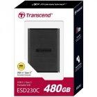 Накопичувач SSD USB 3.1 480GB Transcend (TS480GESD230C) - зображення 6