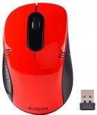 Миша A4Tech G3-630N Wireless Red (4711421927697) - зображення 1
