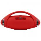 Портативная Bluetooth колонка Hopestar Boombox H37 24 см Red - изображение 2