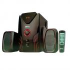 Акустическая система Bluetooth 2.1 25 Вт ZXX ZX-4810BT с сабвуфером USB SDcard подсветка - зображення 1