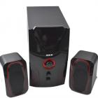 Акустическая система Bluetooth 2.1 25 Вт ZXX ZX-4810BT с сабвуфером USB SDcard подсветка - зображення 2