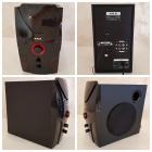 Акустическая система Bluetooth 2.1 25 Вт ZXX ZX-4810BT с сабвуфером USB SDcard подсветка - зображення 6
