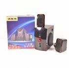 Акустическая система Bluetooth 2.1 25 Вт ZXX ZX-4810BT с сабвуфером USB SDcard подсветка - зображення 7