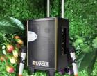 Аккумуляторная колонка с усилителем Sansui SA1-10 - изображение 2