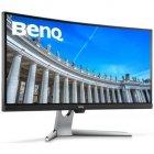 Монітор BENQ EX3501R Metallic Grey - зображення 3